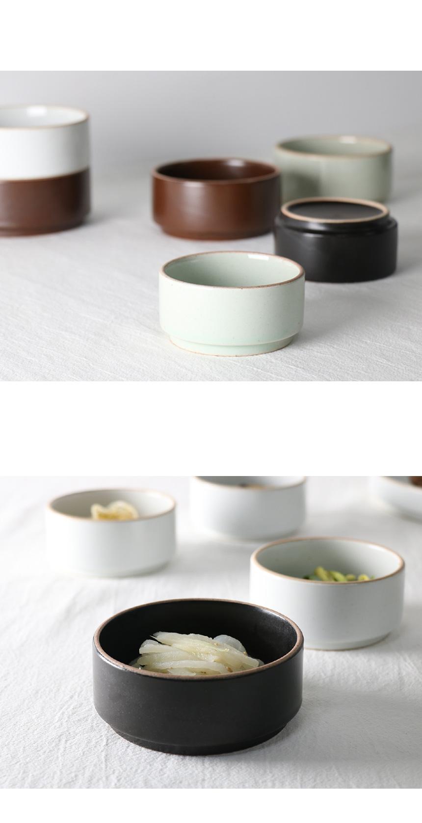 소아 소스그릇세트 4color 4p - 키친몰링, 21,200원, 접시/찬기, 찬기