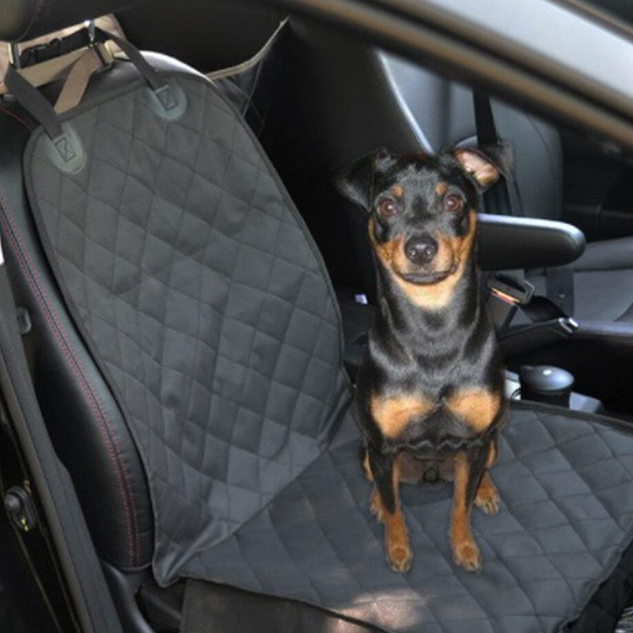 자동차 앞좌석 강아지 방수 오염방지 시트 커버 보호커버 미끄럼방지 패드