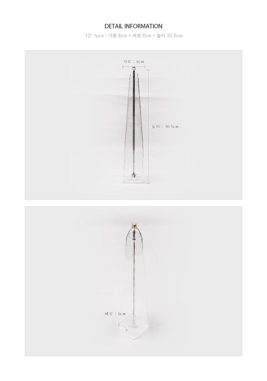 Firelight Obelisk 12인치 사이즈