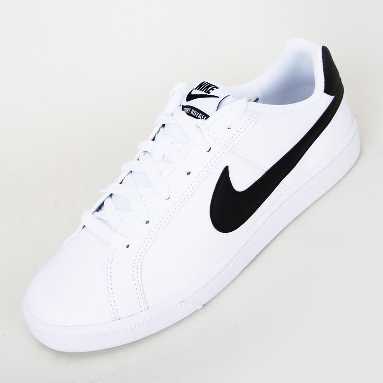 3f7aaab1b96 나이키 코트 로얄 SL / 844802-100 / 흰검 / 나이키 스니커즈 / Nike ...