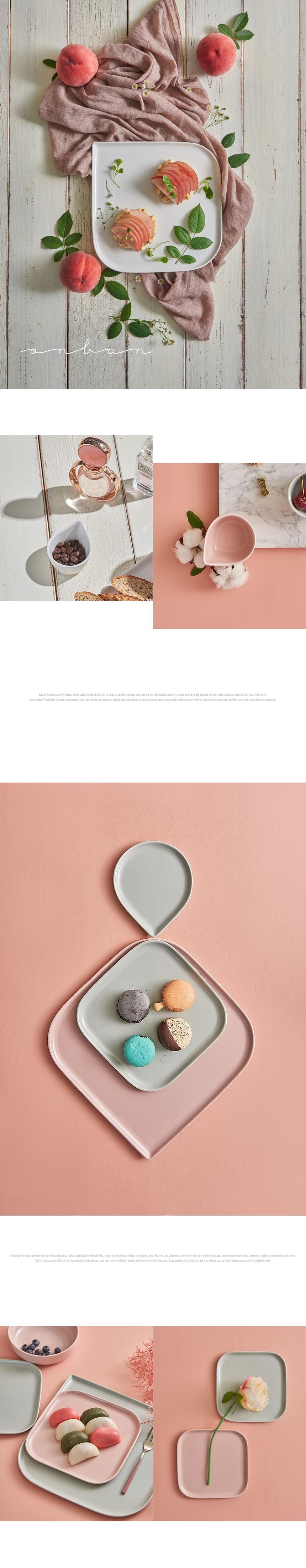 온반 6인 홈세트 31p (우윳빛, 하늘빛, 복숭아빛) - 라씨에뜨, 298,000원, 식기홈세트, 2인세트
