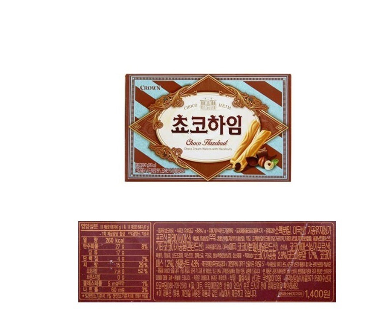 [ Crown ] Choco Heim 47g x 30