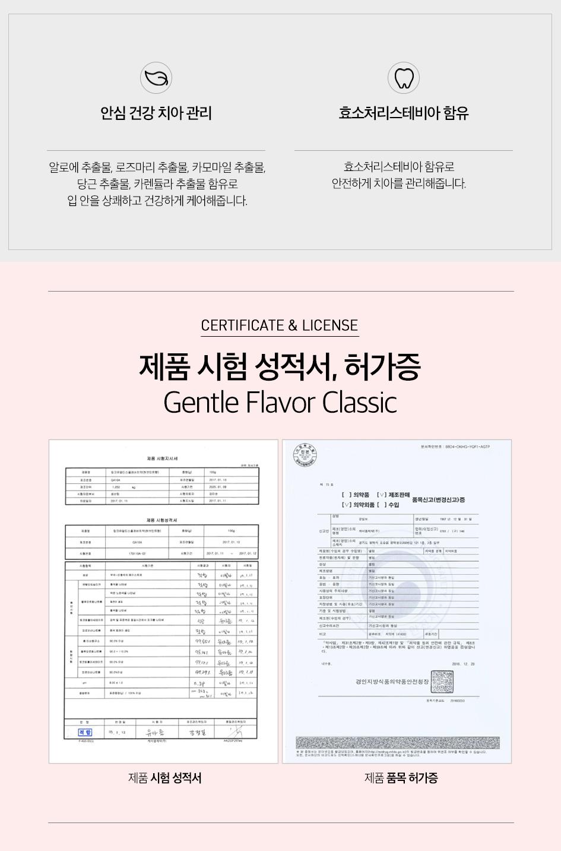 [ thinkyourteeth ] VT Gentle Flavor Classic Toothpaste 100g
