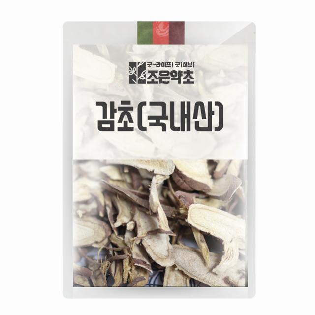 감초(국내산) 200g