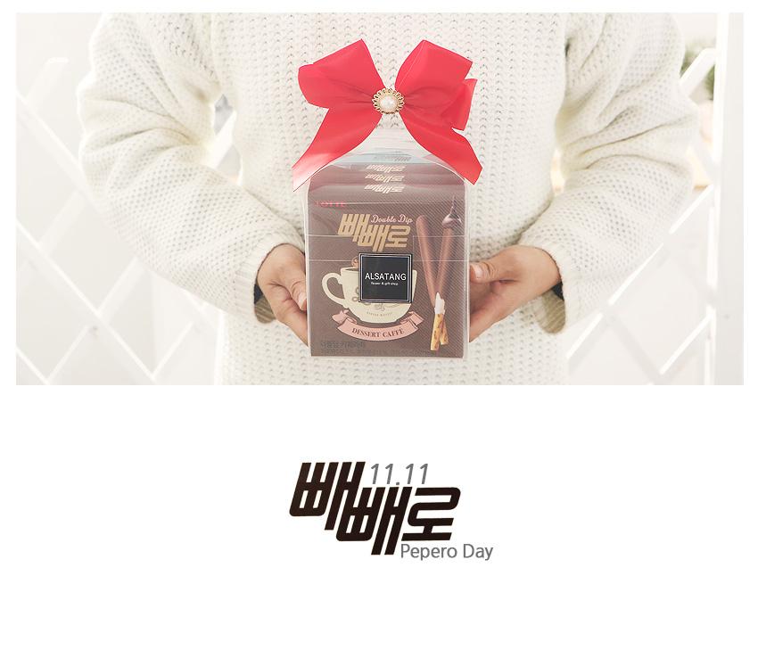 [ Lotte ] 乐天双深混合礼品集 5包)
