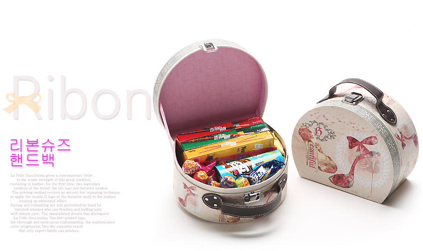 [ Lotte ] Ribbon Shoes Handbag(Normal)