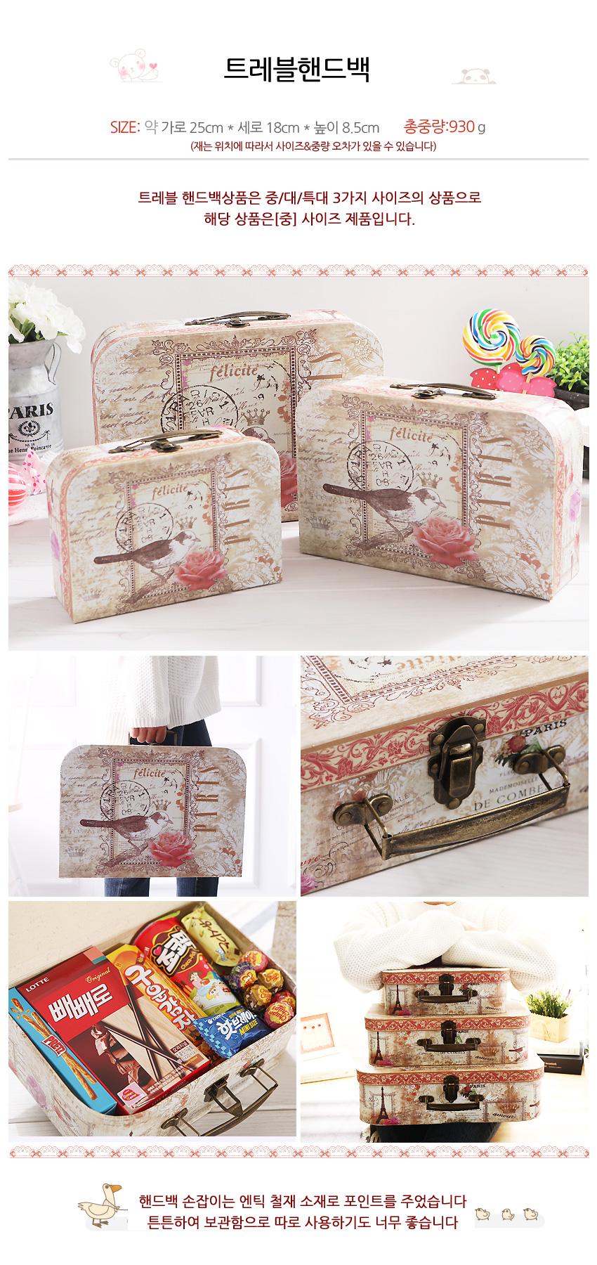 [ Lotte ] Travel Handbag(Normal)