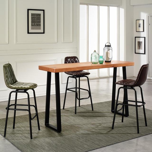 뉴송 우드슬랩 홈빠 테이블 통원목식탁 떡판 테이블