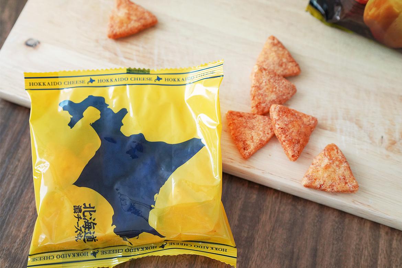 베프코 홋카이도 치즈 센베