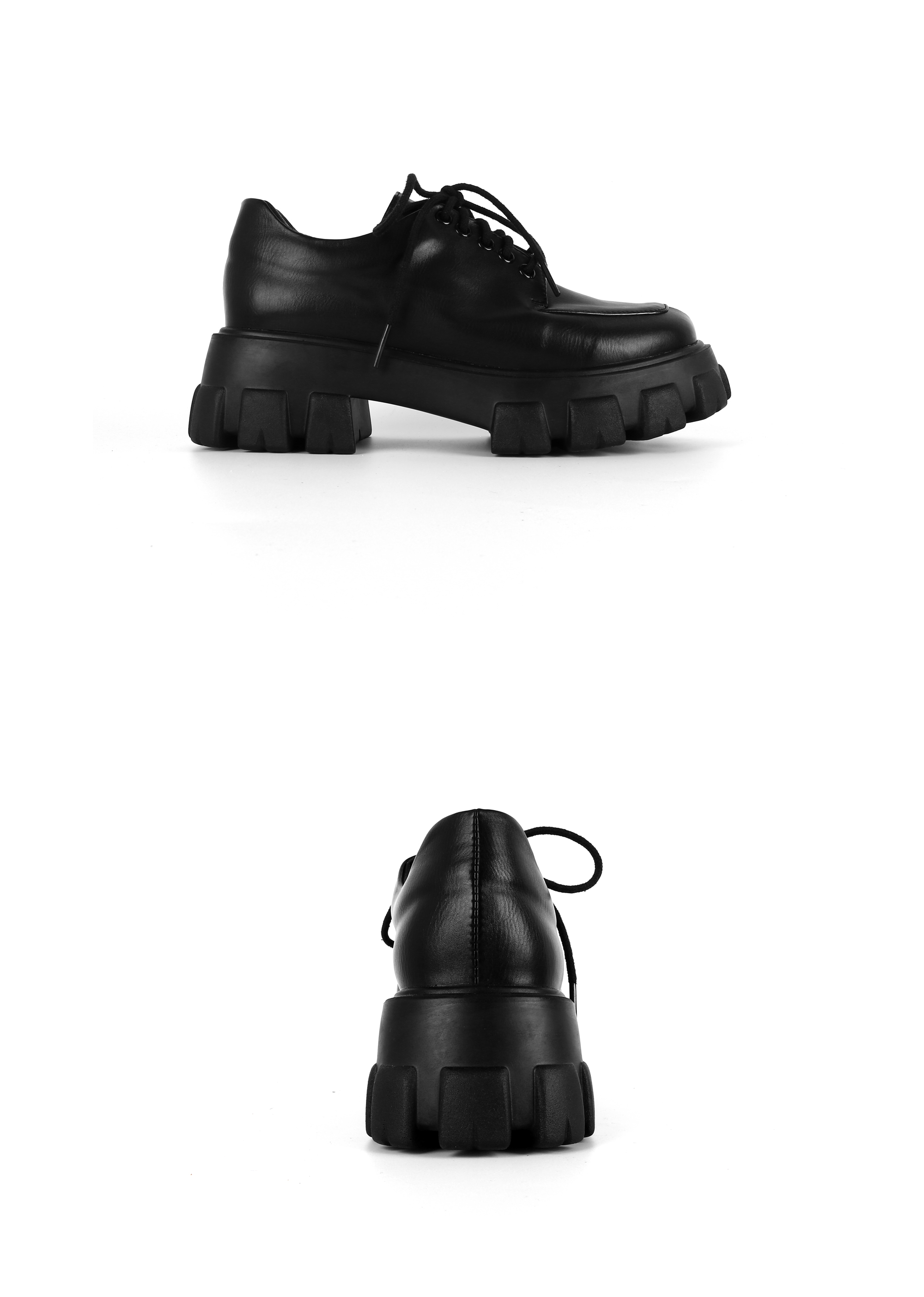 리플라(LI FLA) 19B503 black loafer