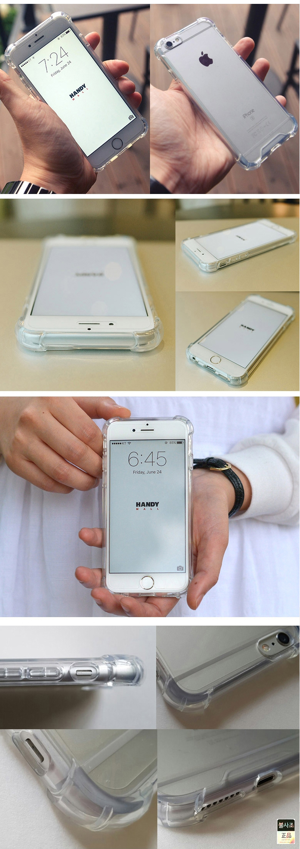 아이폰 불사조 우레탄케이스 방탄필름 아이폰 6S 플러스 - 핸디몰, 19,800원, 케이스, 아이폰6S/6S플러스