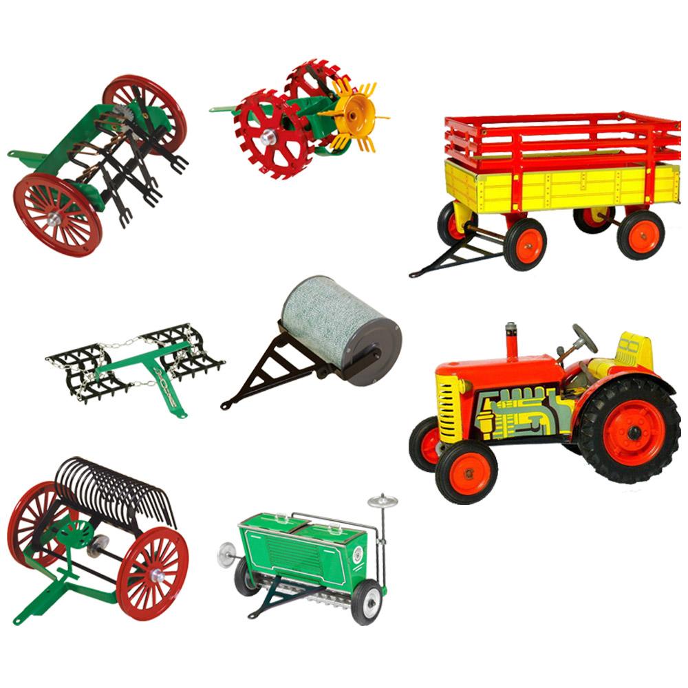 [Kovap] KV0410 농업기계 세트 2