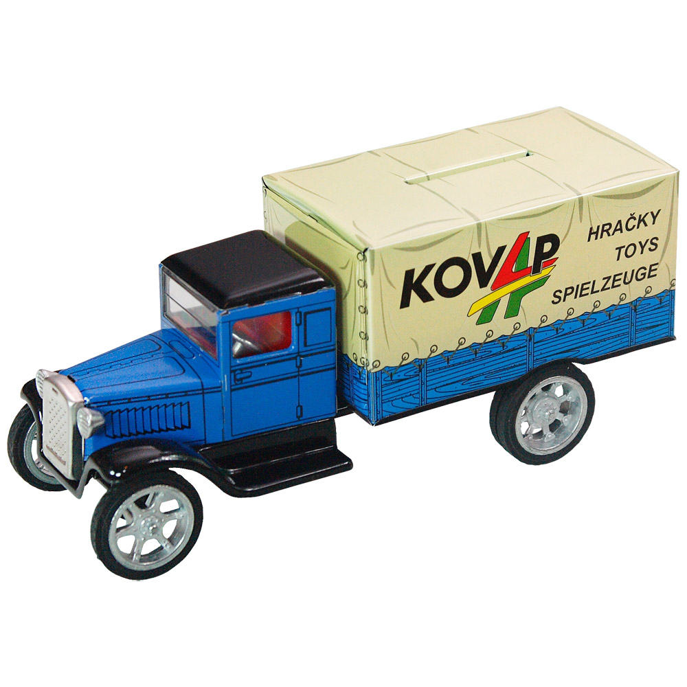 [Kovap] KV0601 호크아이 트럭 - 저금통