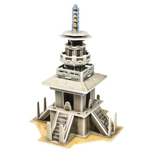 [입체퍼즐] 아름다움을 가진 석탑, 다보탑(多寶塔)