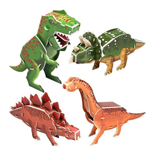 [입체퍼즐] 공룡 시리즈1