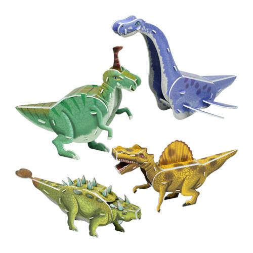 [입체퍼즐] 공룡 시리즈2