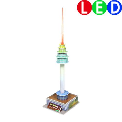 [입체퍼즐] 모두의 랜드마크, 남산타워-LED