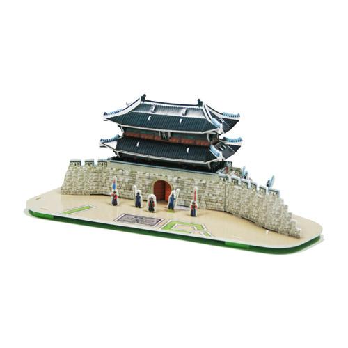 [입체퍼즐] 600년 도성의 정문, 복원 숭례문