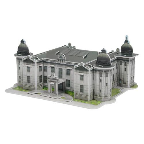 [입체퍼즐] 대한민국 최초의 중앙은행, 한국은행(韓國銀行)