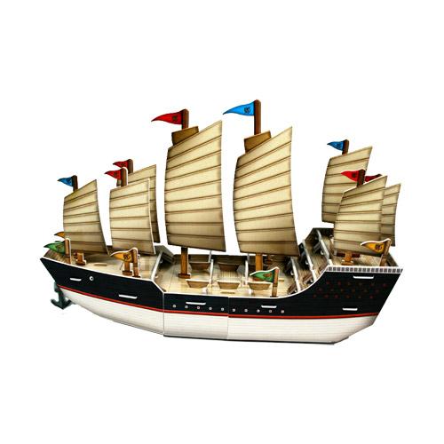 [입체퍼즐] 세계 최대의 보물선, 정화의 보선
