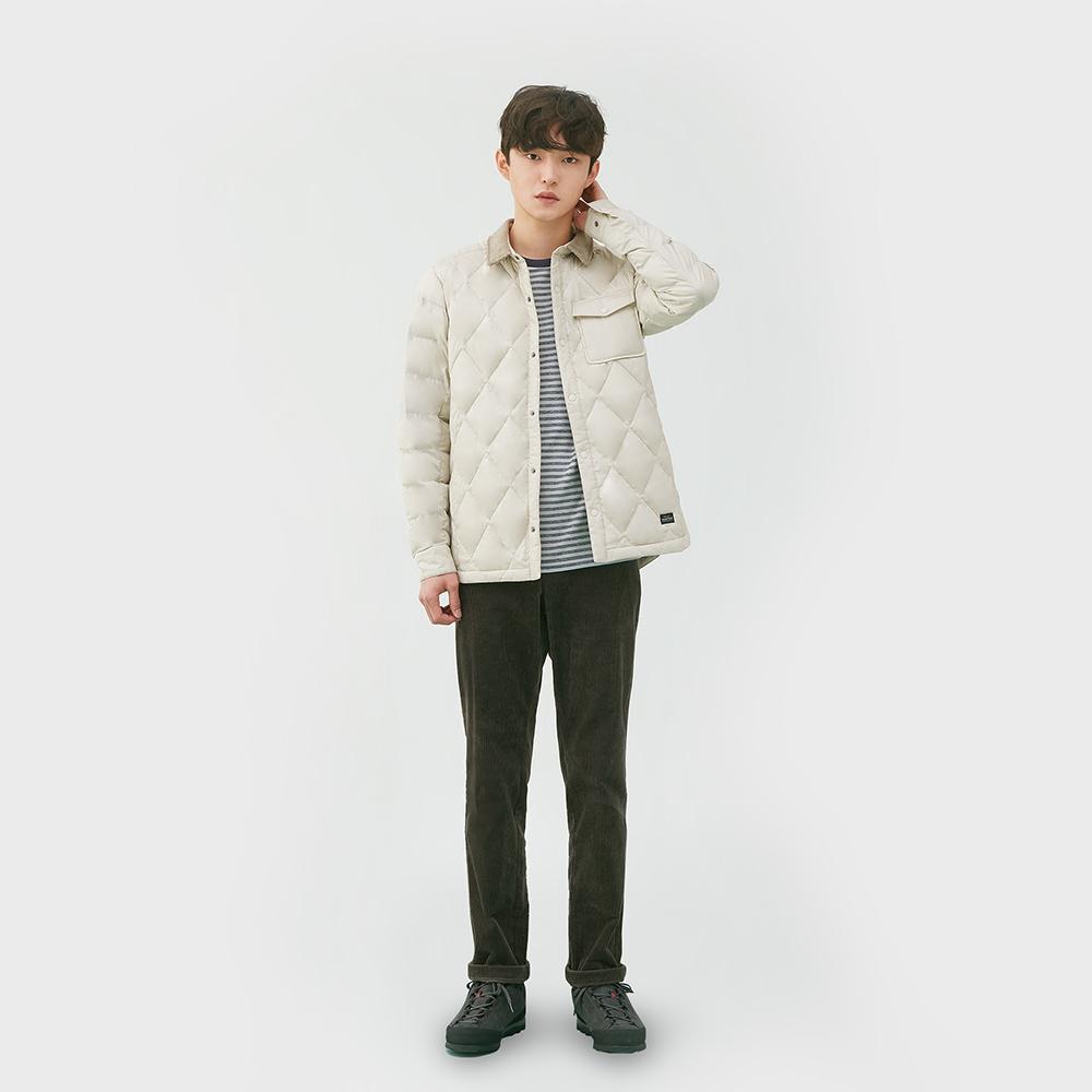 [몽벨] 남성 앤디(ANDY)패딩자켓 M ML3CFMIJ901 (베이지)