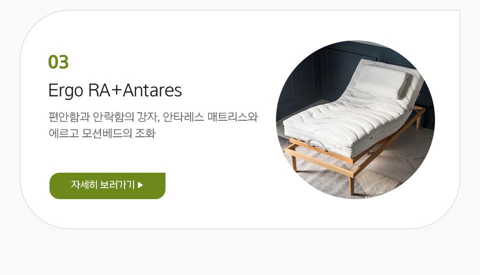 ERGO RA+ANTARES