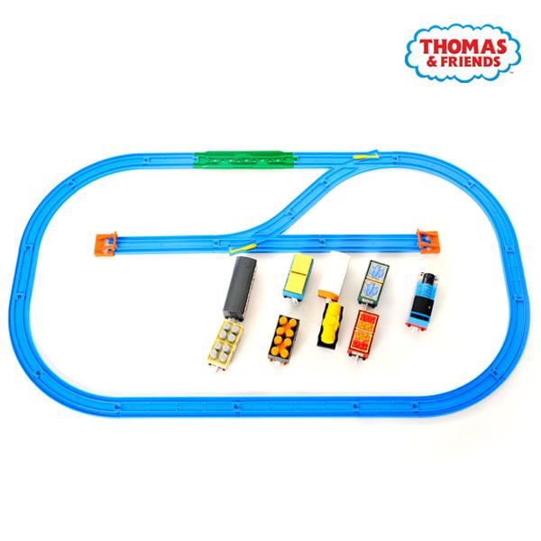 토마스와친구들 NEW 차량기지세트