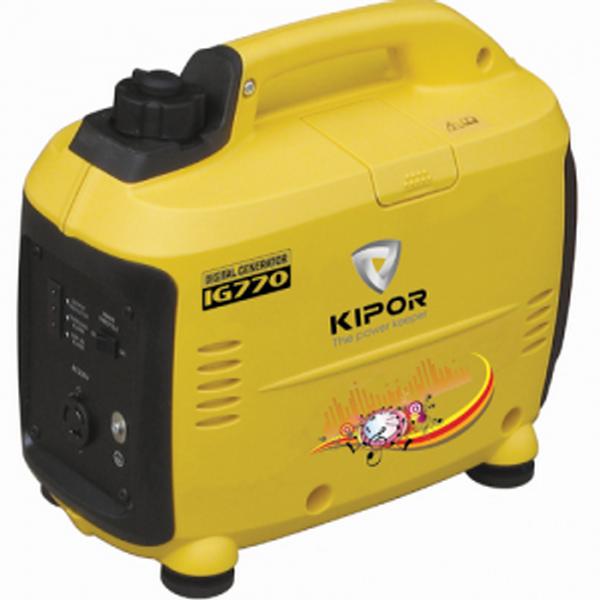 키포 방음형발전기 IG770