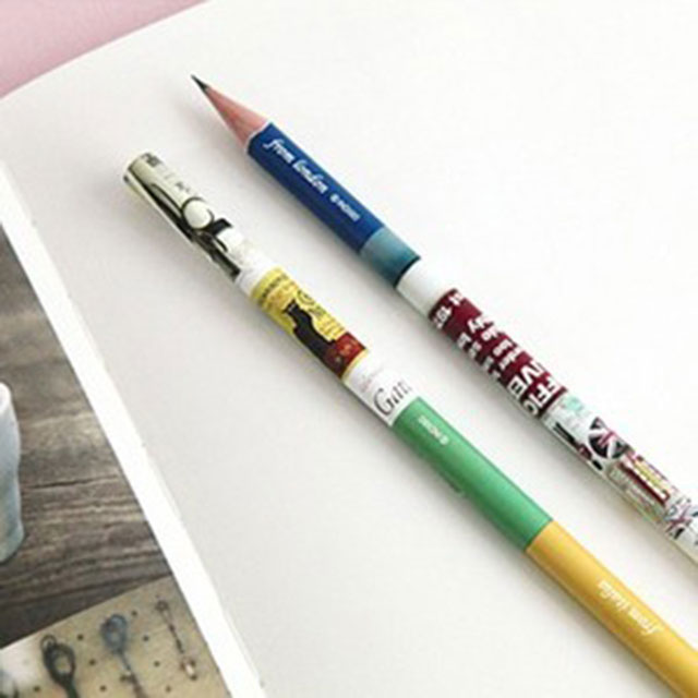 포토 펜슬 2종 연필