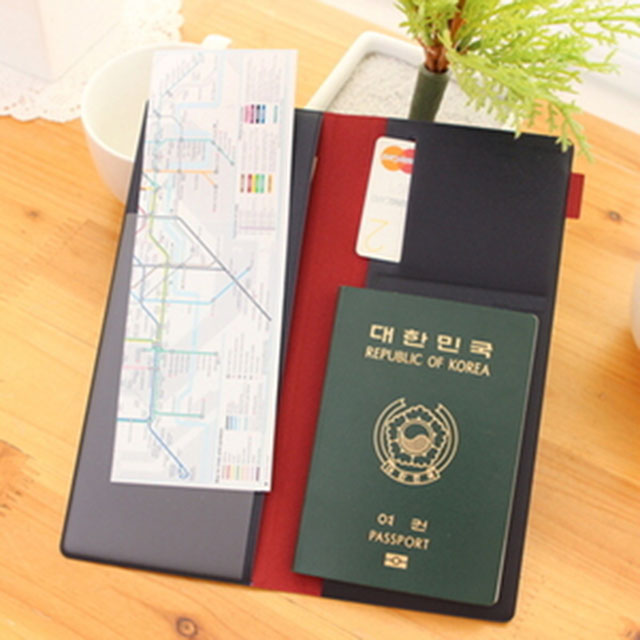 FENICE 여행오거나이져 여권커버 여권지갑