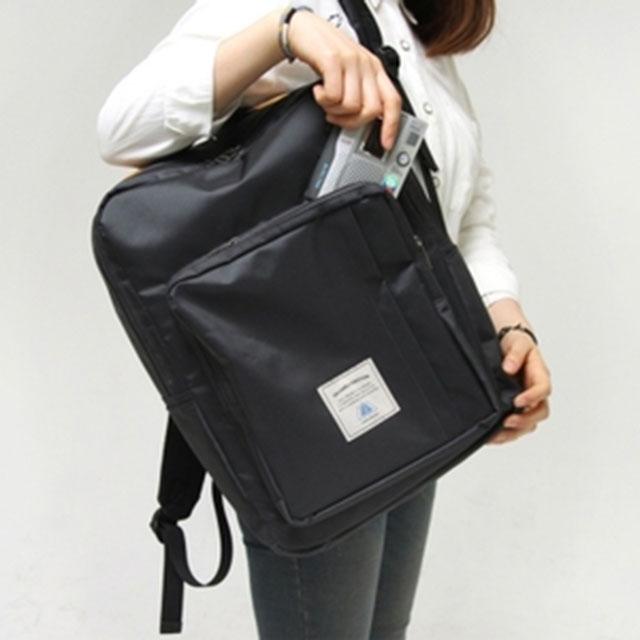 대시앤도트 good percent bag 백팩 노트북가방