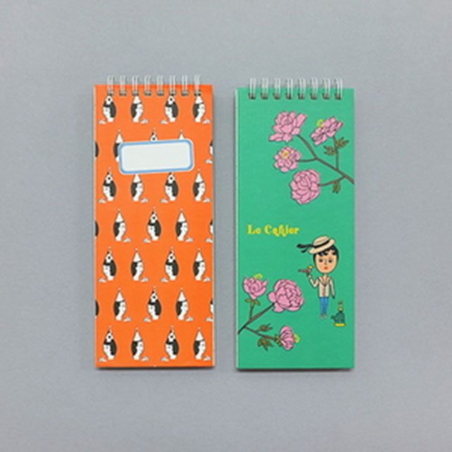 SPRING NOTE LONG 오로르 울랄라 수첩
