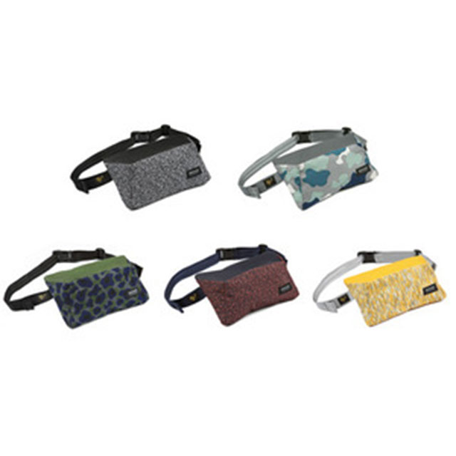 WEEKADE LET'S WAIST BAG 웨스트백 힙쌕