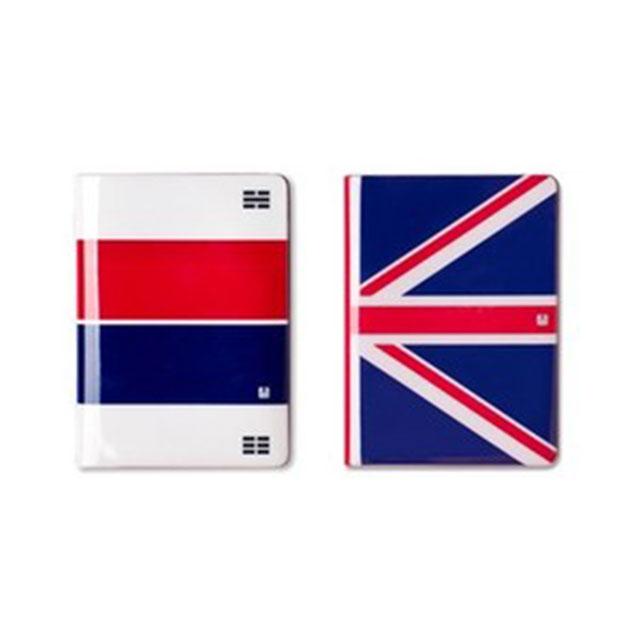 루카랩 Pssport Wallet 여권 지갑 국기