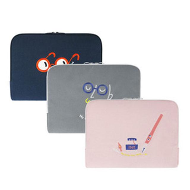 안테나샵 13 노트북 파우치 방수 캔버스