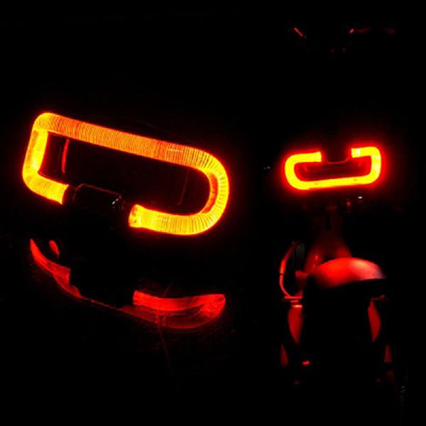 자전거용품 면발광 LED후미등