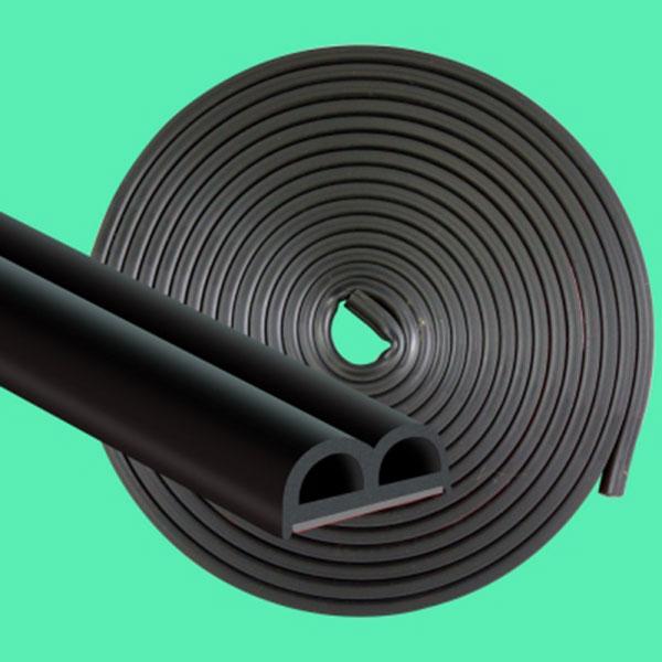 소음차단 터널형 더블 풍절음 차단몰딩 4.3M