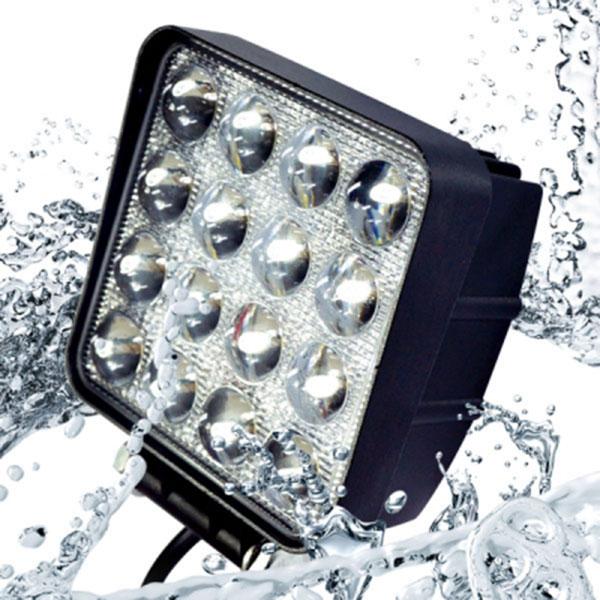 48W NO.862C 집중형 12V/24V겸용 완벽방수 LED써치라이트