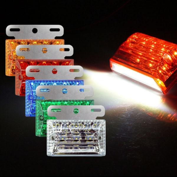 24V전용 3WAY A05 LED차폭등 2개 1세트 차량 폭 인식
