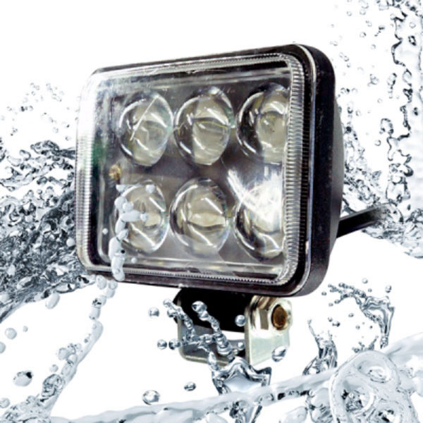 18W NO.306 집중형 낱개1개 24V전용 완벽방수 LED써치라이트