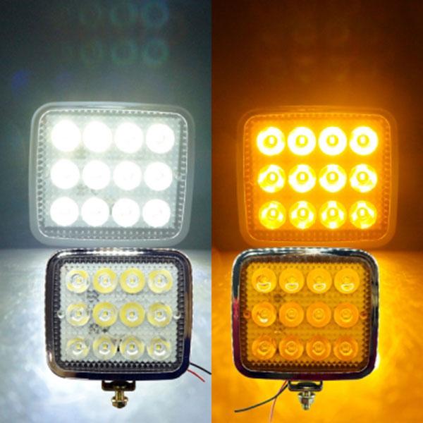 MOTOPIA 12V-24V겸용 LED안개등 시리즈 SJ-201LED