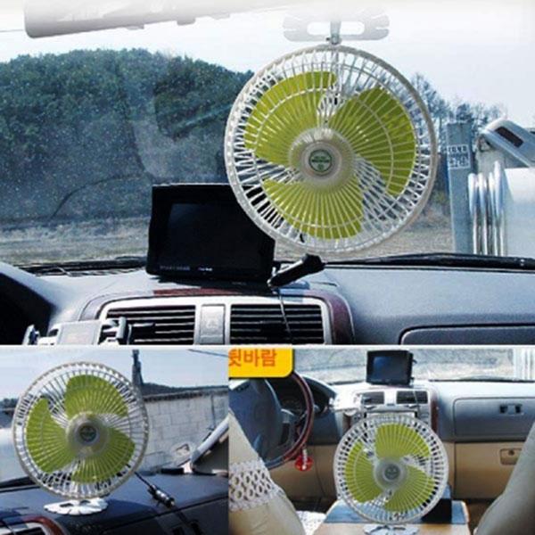 K2 다세론 차량용 선풍기 8인치