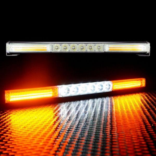 NO.3100 12V/24V겸용 모듈내장형 LED 바라이트 480mm 시거잭 스위치 연결