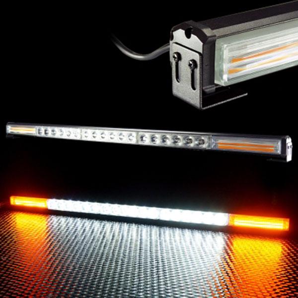 NO.5100 12V전용 모듈내장형 LED 바라이트 840mm 시거잭 스위치 연결