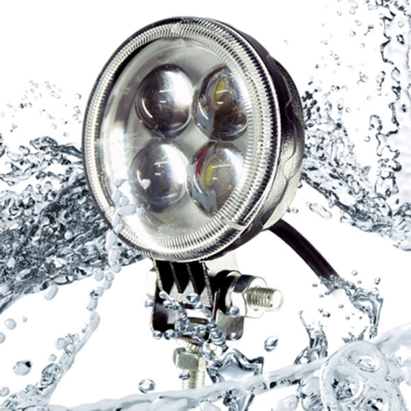 12W NO.342 집중형 12V/24V겸용 완벽방수 LED써치라이트