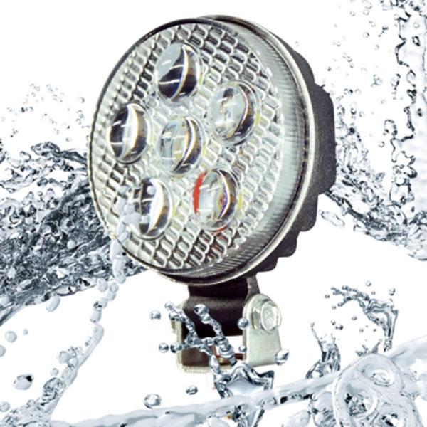 12W NO.362-1 집중형 낱개1개 12V/24V겸용 완벽방수 LED써치라이트