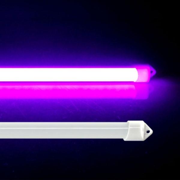 12V용 알루미늄 면발광LED바 핑크
