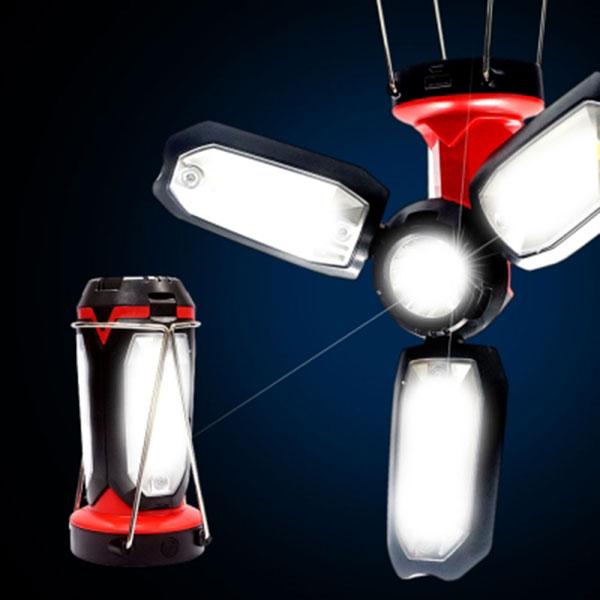 트랜스포머 충전식 COB LED작업등