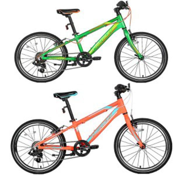 메리다 아동용 자전거 51cm/반조립/8~13세 그린,오렌지
