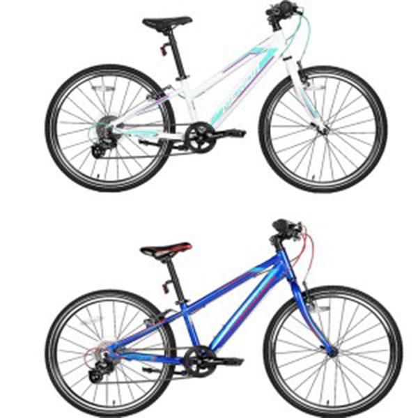 메리다 아동용 자전거 61cm/반조립/8~13세 펄화이트,블루